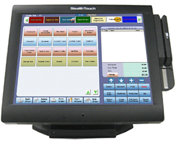 Integrated Point Of Sale System Pos Dedicated